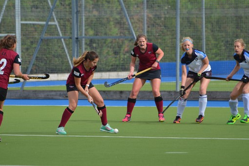 Ladies' 1s v Clifton Robinsons 007
