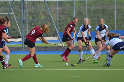 Ladies' 1s v Clifton Robinsons 008