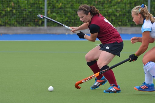 Ladies' 1s v Clifton Robinsons 009