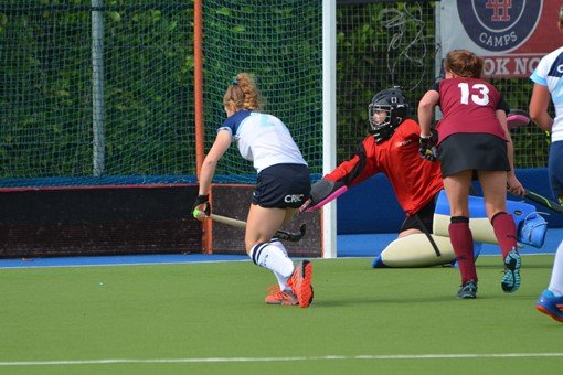 Ladies' 1s v Clifton Robinsons 012
