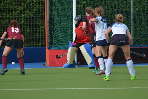 Ladies' 1s v Clifton Robinsons 013