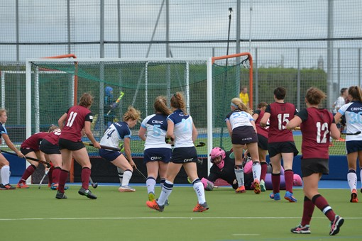 Ladies' 1s v Clifton Robinsons 014