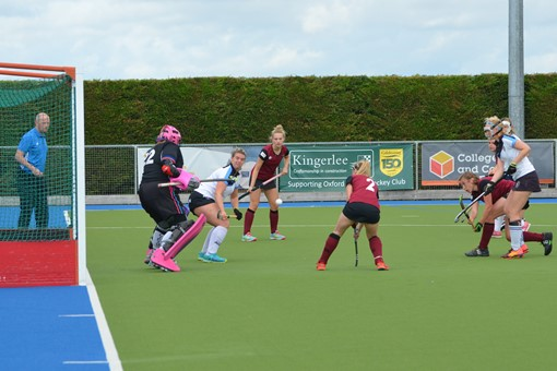 Ladies' 1s v Clifton Robinsons 015
