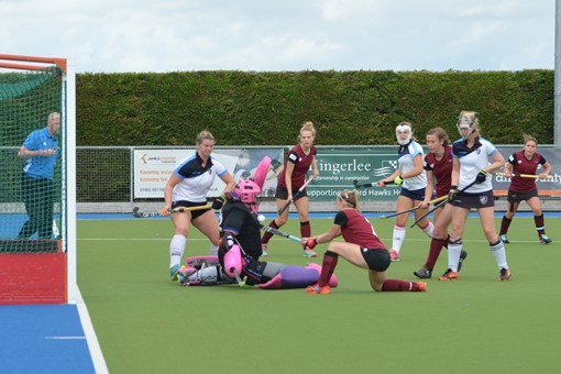 Ladies' 1s v Clifton Robinsons 017