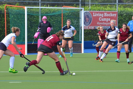 Ladies' 1s v Clifton Robinsons 020