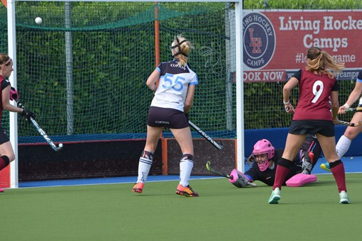 Ladies' 1s v Clifton Robinsons 021