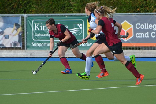 Ladies' 1s v Clifton Robinsons 024