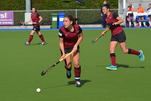 Ladies' 1s v Clifton Robinsons 025