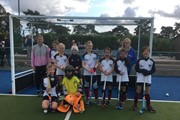 U12s Mixed team October 2019 001