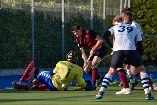 Men's 2s v Oxford University 002