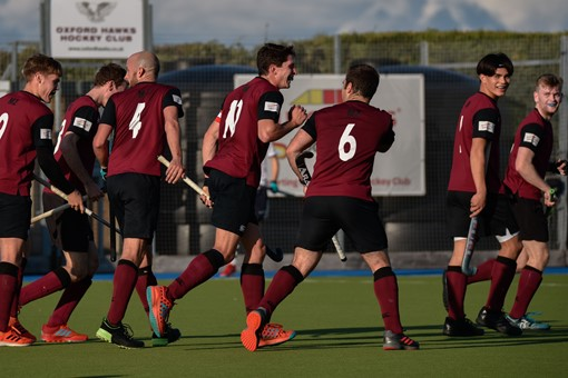 Men's 2s v Oxford University 004