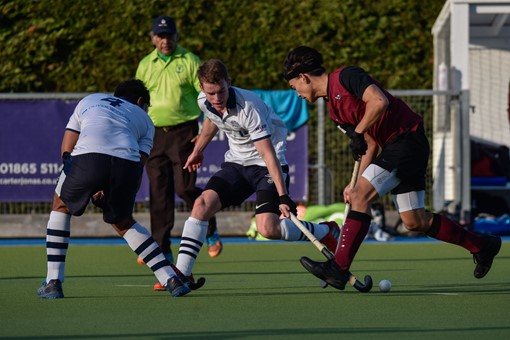 Men's 2s v Oxford University 007