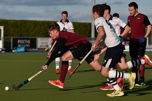 Men's 2s v Oxford University 010