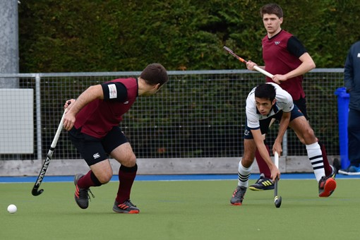 Men's 2s v Oxford University 012