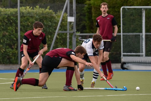 Men's 2s v Oxford University 013