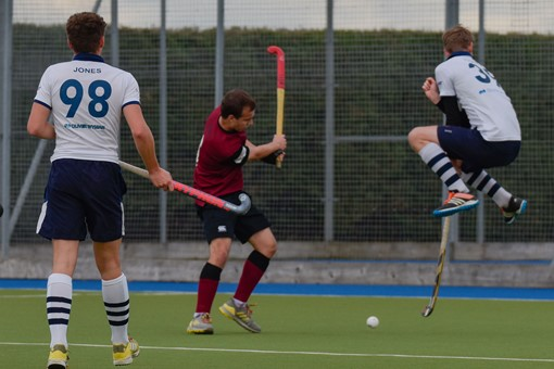 Men's 2s v Oxford University 015