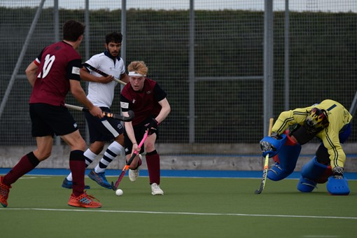Men's 2s v Oxford University 017