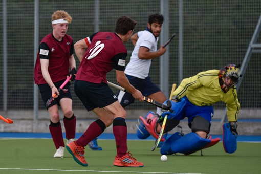 Men's 2s v Oxford University 018