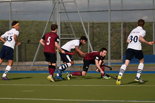 Men's 2s v Oxford University 019
