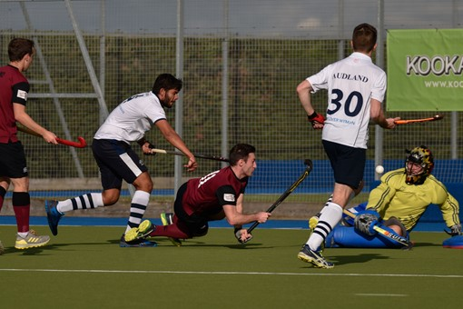 Men's 2s v Oxford University 020