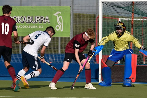 Men's 2s v Oxford University 024
