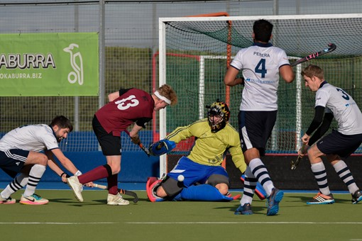 Men's 2s v Oxford University 025