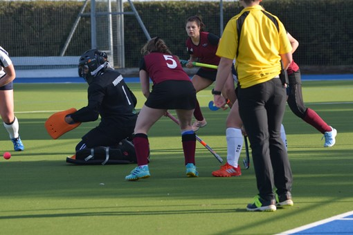 Ladies' 3s v Banbury 007