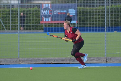 Ladies' 3s v Banbury 010