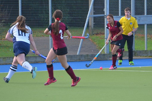 Ladies' 3s v Banbury 011