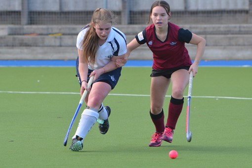 Ladies' 3s v Banbury 012
