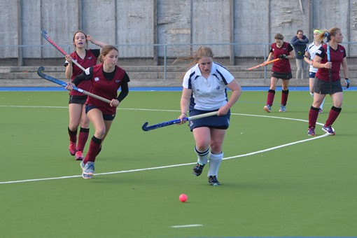 Ladies' 3s v Banbury 013