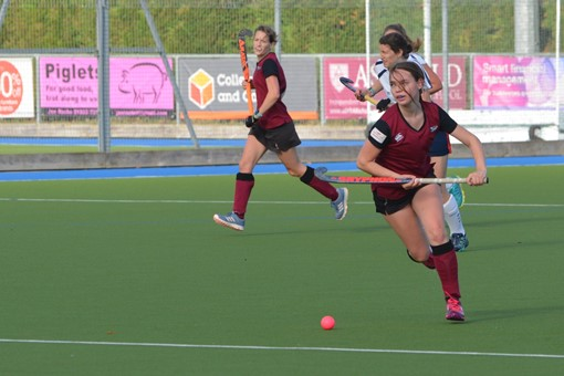 Ladies' 3s v Banbury 014