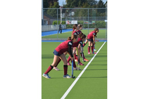 Ladies' 3s v Banbury 015