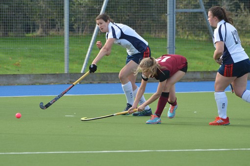 Ladies' 3s v Banbury 019