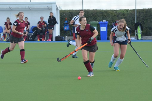 Ladies' 3s v Banbury 024