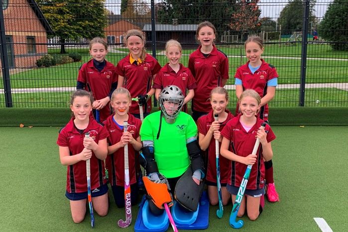 U12 Girls' A Team October 2019 001