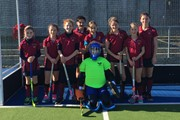 U12 Girls A team v Wallingford 001