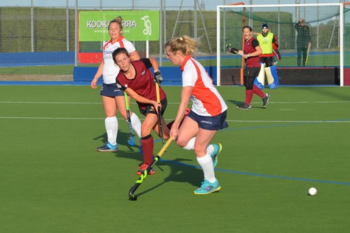 Ladies' 1s v Basingstoke 001