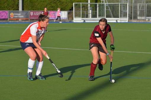 Ladies' 1s v Basingstoke 002