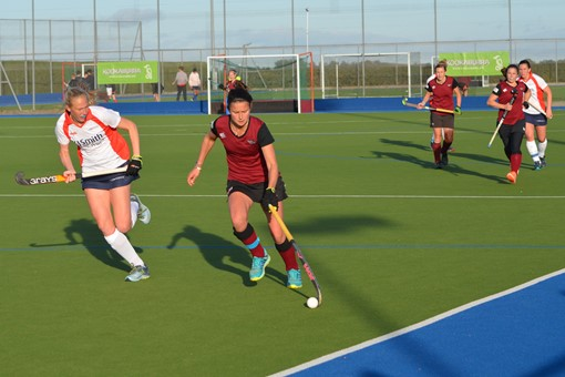 Ladies' 1s v Basingstoke 003