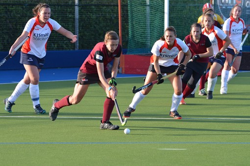 Ladies' 1s v Basingstoke 004