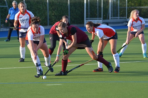 Ladies' 1s v Basingstoke 005