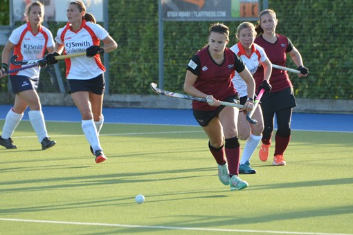 Ladies' 1s v Basingstoke 012