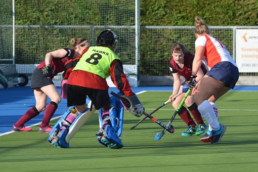 Ladies' 1s v Basingstoke 013