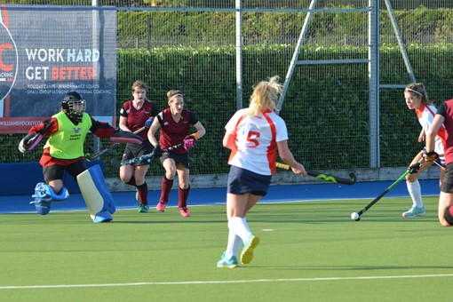 Ladies' 1s v Basingstoke 022