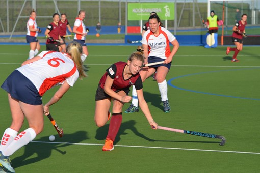 Ladies' 1s v Basingstoke 025