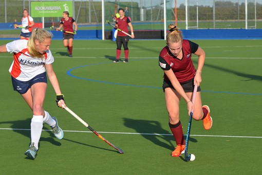 Ladies' 1s v Basingstoke 026