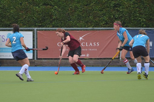 Ladies' 2s v Epsom 002
