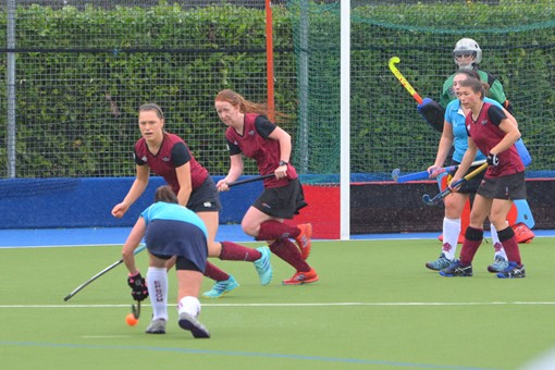 Ladies' 2s v Epsom 003