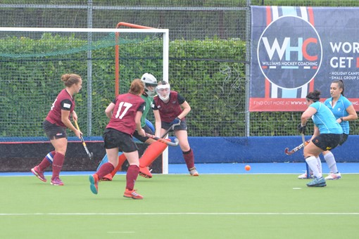 Ladies' 2s v Epsom 004